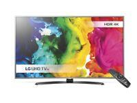 "55"" LG ULTRA HD 4K SMART TV"