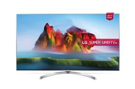 "LG 55SJ810V 55"" Super UHD 4K Smart TV with Wifi & WebOS & Freeview/ Freesat"