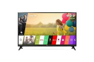 LG 55 LED TV, 1 Year Warranty, OpenBox Macleod. T.V Sale. (FINANCING AVAILABLE 0% Interest)