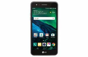 UNLOCKED Brand New LG K8 (2017) Compatible with Chatr CityFone Fido Virgin Bell Rogers Solo Mobile