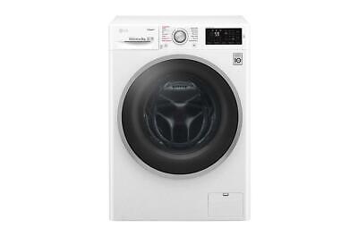 LG F4J6VY1W lavatrice Libera installazione Caricamento frontale Bianco 9 kg 1400