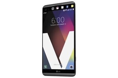 LG V20 H910 - 64GB 4G LTE (AT&T, T-Mobile) Titan GSM World Smart Phone Unlocked