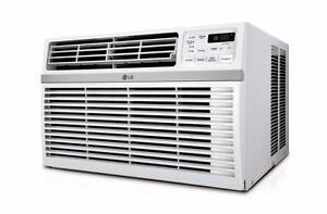 Climatiseur de fenêtre de 8 000 BTU LG ( LW8016ER )