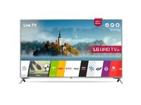 LG 55 Inch Smart 4K Ultra HD TV