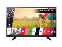 """Lg 49"""" LED Smart Tv 3Months Old For Sale 🔥BARGAIN!"""