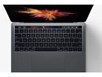 MacBook Pro 13inch touchbar 256gb