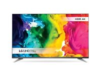 LG 43uh750 led 3d smart 4k uhd .wifi build in. top of the range