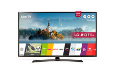 "LG 55UJ634V 55"" Ultra HD 4K LCD TV - Black"