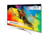 LG 65UH770V 65 INCH SMART HDR 4K ULTRA HD LED TV. RRP £1699