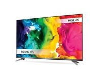 BRAND NEW SEALED IN THE BOX LG 4k SMART HDR pro 65""