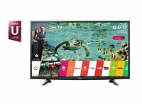 "LG 49"" 49UH603 Ultra HD 4K HDR Pro WIFI FREEVIEW HD FREESAT LED TV Youtube Netflix Apps *BARGAIN"