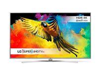 """BRAND NEW 4K HDR 55""""LG TV"""