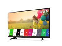 "*As New* LG 49"" 49LH570 SMART TV LED FULL HD / WiFi / Netflix / iPlayer / Freeview HD"