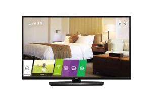 LG 55UW660H 55 4K Premium Ultra HD Smart IPTV with Integrated Pro:Idiom, Pro:Centric Smart (New Other)