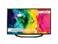 """LG 49"""" 4K UHD SMART WI-FI TV HD FREEVIEW ."""