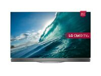 LG OLED 55E7 4K TV