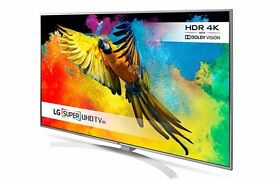 LG 55UH770V SUPER UHD, 4K, 55inch Smart TV RRP £849.99