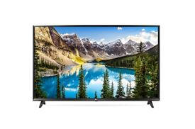 "43"" Inch LED Smart TV 4K UltraHD (LG 43UJ630V)"