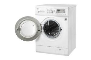 LG WD12021D6 7kg Front loader washing machine - Brand New