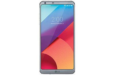 LG G6 AS993 (Latest Model)  32GB Platinum -Smartphone 32GB  9/10 Unlocked