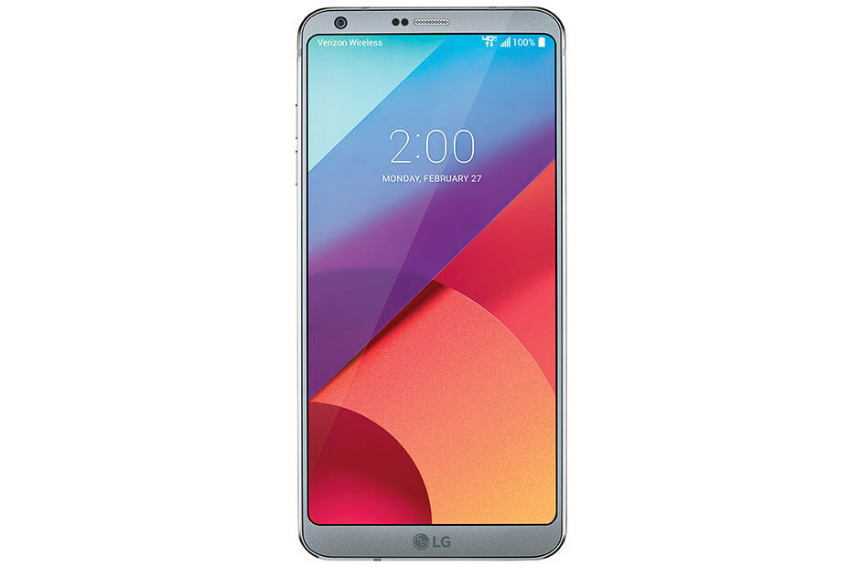 Android Phone - LG G6 AS993 (Latest Model)  32GB Platinum -Smartphone 32GB  9/10 Unlocked