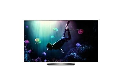 LG Electronics OLED55B6P-O Flat 55-Inch 4K Ultra HD Smart OLED TV (2016 Model)
