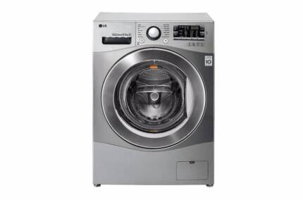 lg direct drive front load washer 6 motion 85kg