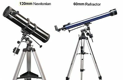 Choosing Your First Telescope for Astronomy: Complete