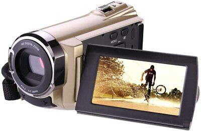 HAUSBELL Video Camera Camcorder WiFi 1920x1080P Digital Zoom Night Vision HDMI O