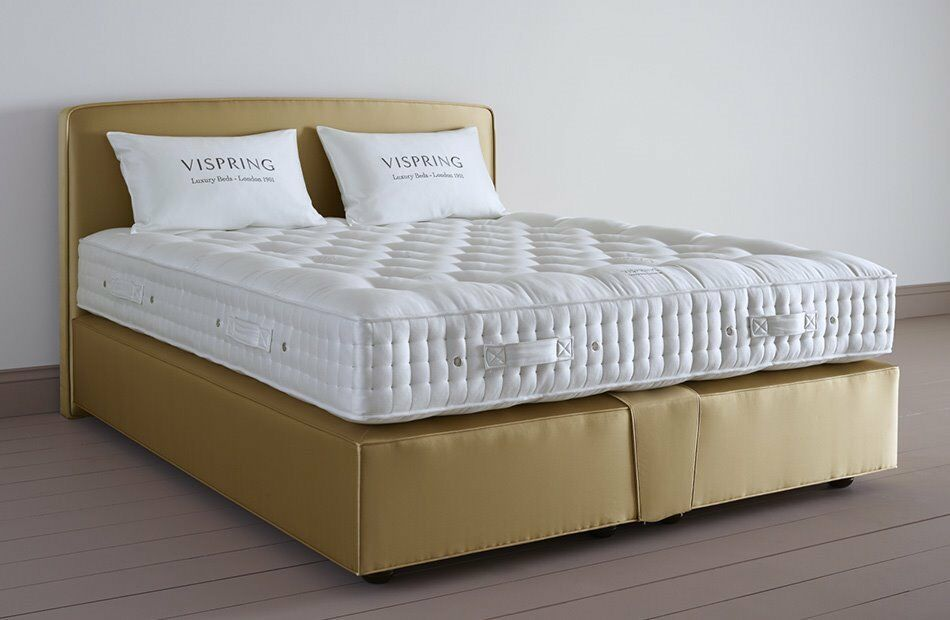 Sale Vi Spring Of London Complete Bed Mattress Single