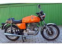 1974 Laverda 750 SF2 – Totally restored !!!!