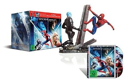 The Amazing Spider-Man 2 (Figur Spidey vs. Electro) Blu-ray NEU OVP