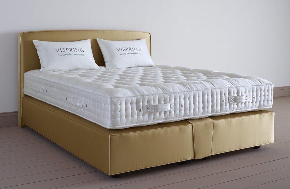 Vi Spring London Divan Bed Mattress Single Double King