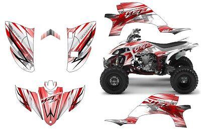 Yamaha YFZ 450 ATV Graphics Kit 2003-2008 (PLEASE READ ITEM DESCRIPTION)