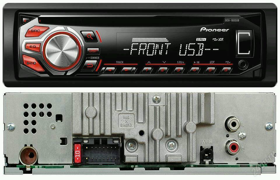 Pioneer deh-1600ub