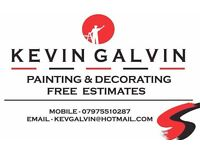 ** Competitive rates - Painter & Decorator - KG painting **