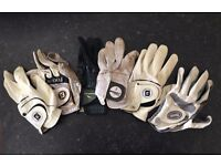 Selection of Right Handed Golf Gloves Size L