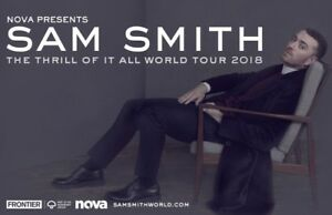 Sam Smith Tickets - Monday June 18th @ ACC