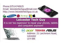 iPhone iPad Screen Repair in Leicester from £25