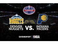 NBA GLOBAL GAMES VIP SEATING