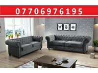 ☔️☔️Brand New Luxury Grey & White 3 & 2 Sofa Set Corners & Armchairs Available To Match