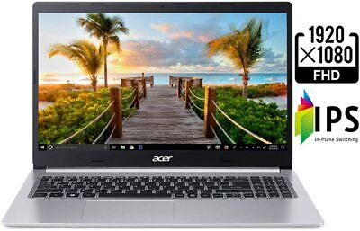 Acer Aspire 5 A515-54-30BQ i3-8145U 4GB DDR4 128GB SSD Backlit Keyboard Win 10S