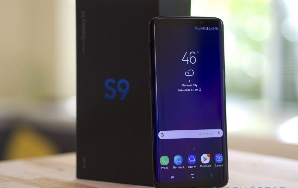 NeW-Samsung Galaxy S9 SM-G960U-64GB-UNLOCKED Smartphone