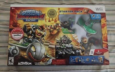 Skylanders Superchargers Racing Starter With Browser Pack  Wii