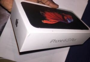 BRAND NEW IN BOX IPHONE 6s PLUS