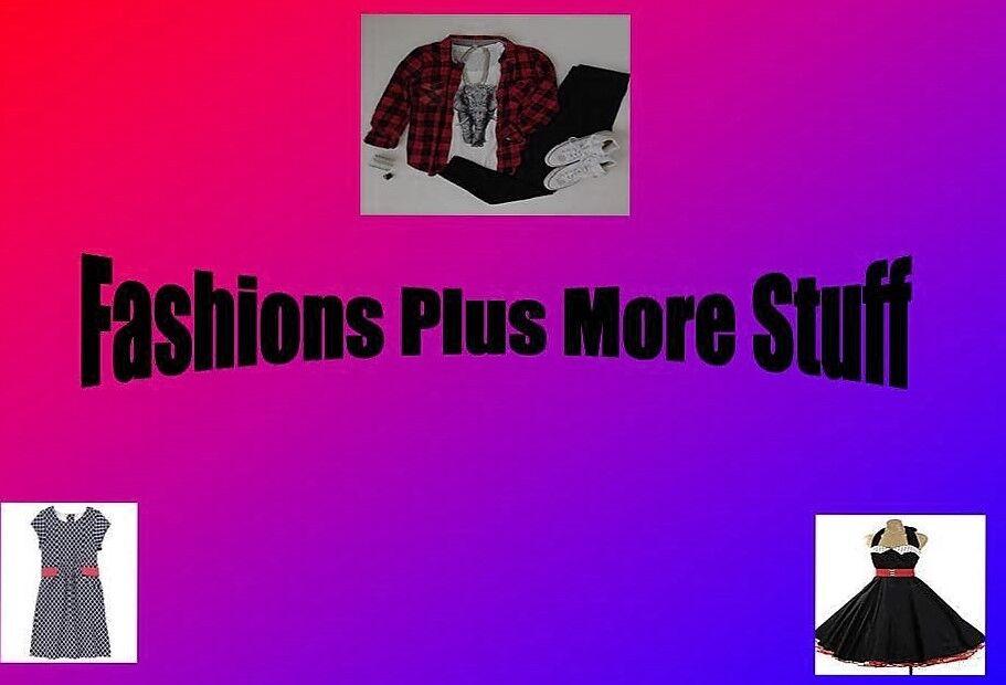 Fashions Plus More Stuff