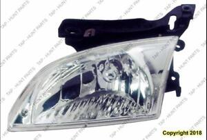 Head Lamp Driver Side High Quality Chevrolet Cavalier 2000-2002