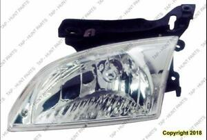 Head Lamp Driver Side Chevrolet Cavalier 2000-2002