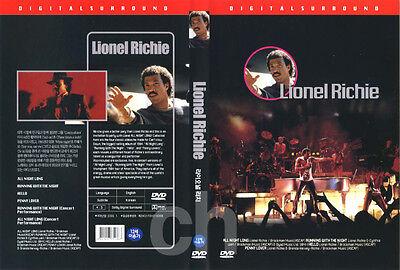 Lionel Richie  DVD NEW