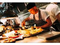 Chefs - Jamie's Italian, Central London- £8.50 ph + Tronk - Weekends Off!!